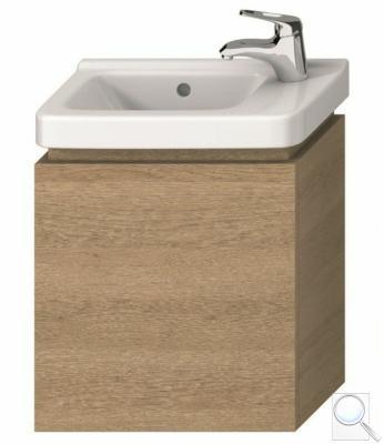 Koupelnová skříňka pod umyvadlo Jika Cubito 45x24,1x48 cm dub H40J4201005191 obr. 1