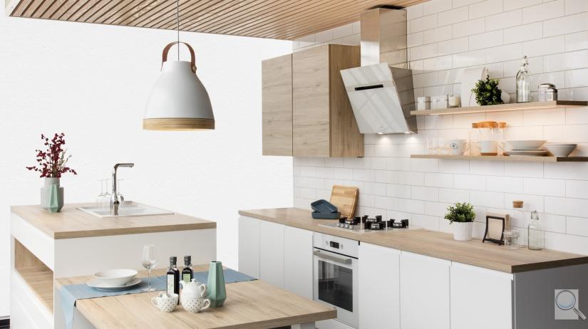 Skandinávská kuchyně