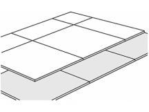 Sádrokartonová podlahová deska F 146