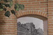 Betonové tvarovky (Standard ostařený cihlová)