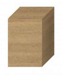 Koupelnová skříňka nízká Jika Cubito 32x32,2x47 cm dub