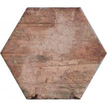 Dlažba Fineza Brick America old hexagon