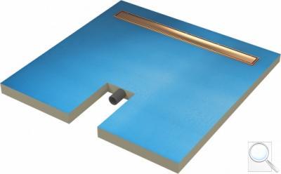Deska sliniovým žlabem LD-IPRO