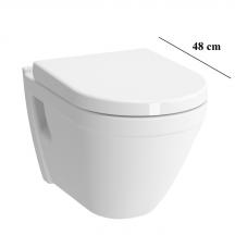 Závěsné WC S50