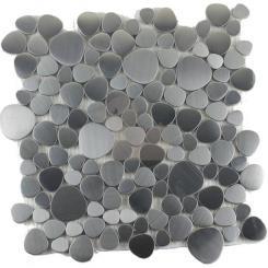 Mozaika nerez   rozměr:  30 x 30 cm   kód: MOSNRZ