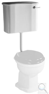 WC nádržka nastěnu Vitra Ricordi
