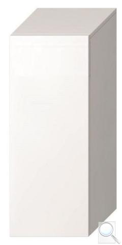 Koupelnová skříňka nízká Jika Cubito 32x32,2x81 cm bílá H43J4211105001 obr. 1