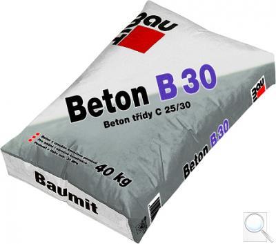Beton B 30