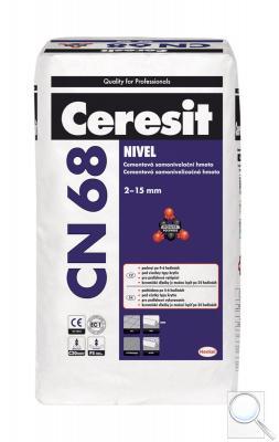 Samonivelační hmota Ceresit CN 68 25 kg