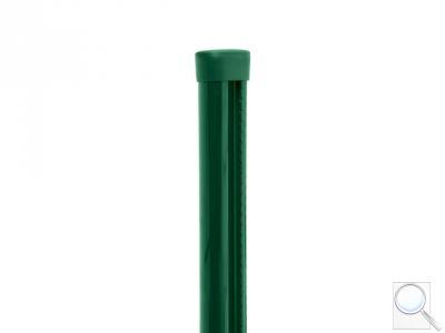 Sloupky s montážní lištou – PILCLIP Barva zelená