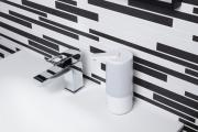Senzorový dávkovač mýdla a dezinfekce SAT bílá SATDDAVB (obr. 6)