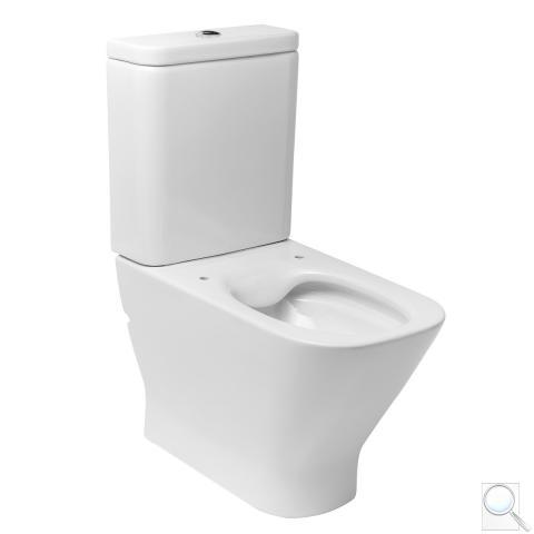 WC kombi komplet Roca The Gap vario odpad SIKOSRG34273S