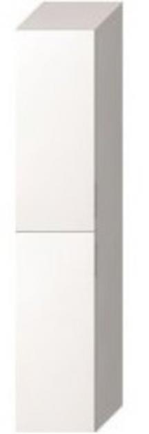 Koupelnová skříňka vysoká Jika Cubito 32x32,2x161,8 cm bílá H43J4222305001