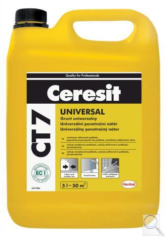Penetrace Ceresit CT 7 5 litrů