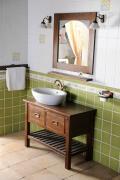 Koupelnová skříňka pod umyvadlo Naturel Country (obr. 2)