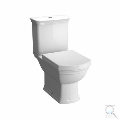 Mísa, nádržka RICORDI/Valarte kekombi WC Vitra