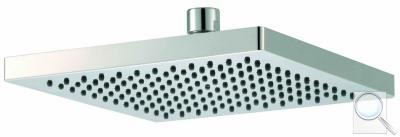 Hlavová sprcha hranatá