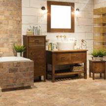 Obklady a dlažby pro koupelny