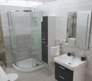 Sprchový kout čtvrtkruh Siko TEX (obr. 2)