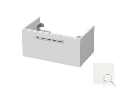 Koupelnová skříňka pod umyvadlo Naturel Ratio 80x41,5x40 cm bílá lesk CU801Z36.9016G obr. 1