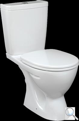 Stojící WC kombi Sevamix