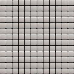 Mozaika chrom   rozměr:  30,5 x 30,5 cm   kód: MOS25CR