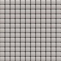 Mozaika chrom lesk