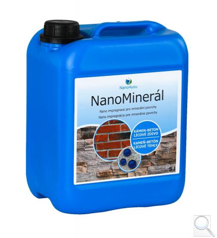 Impregnace na obkladový kámen Nano4you NanoMinerál obr. 1