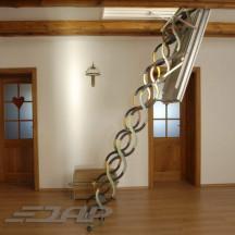 JAP stahovací schody