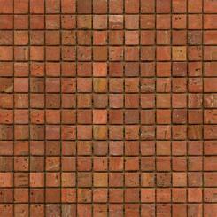 Mozaika červená   rozměr:  30,5 x 30,5 cm   kód: STMOS20REW