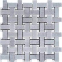 Kamenná mozaika Mosavit Trenzado gris