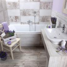 Provence koupelna