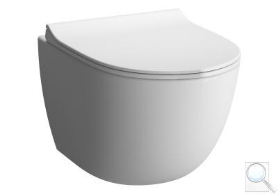 Závěsné WC Vitra Sento