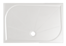 Vanička z litého mramoru