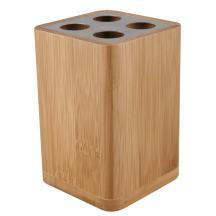 Držák zubních kartáčků bamboo