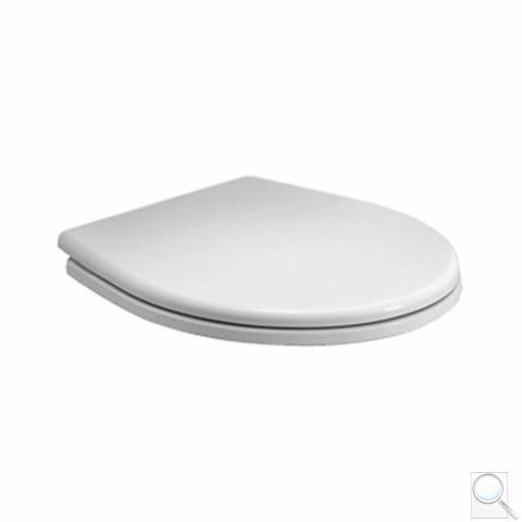 WC sedátko Kolo Rekord měkké termoplast bílá K90113000