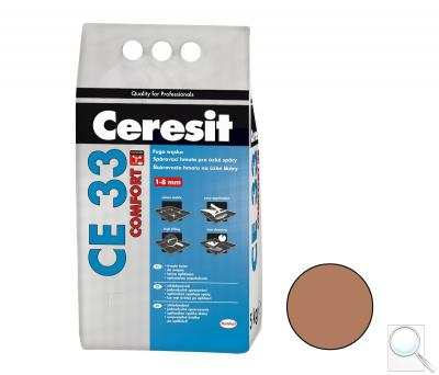 Spárovací hmota Ceresit CE 33 siena 5 kg CG1