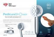 Pedikérní sprcha a pedikérní bruska v jednom (obr. 11)