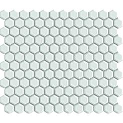 Mozaika bílá | rozměr:  26 x 30 cm | kód: MOS26WH