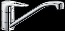 Dřezová - umyvadlová baterie stojánková