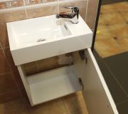 Koupelnová skříňka s umyvadlem Verona (obr. 5)