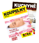 obrázek k aktualitě Nové katalogy koupelen a kuchyní SIKO pro sezónu 2017/2018