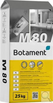Vyrovnávací stěrka M80