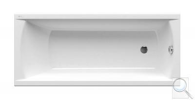 Obdélníková vana SAT Fusion akrylát obr. 1