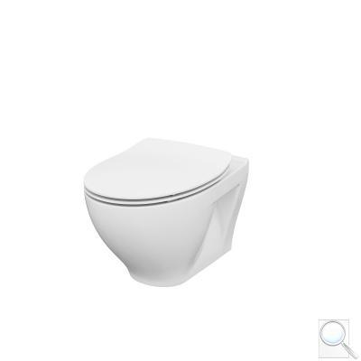 Závěsné WC sesedátkem Softclose Dormo