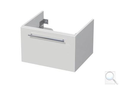 Koupelnová skříňka pod umyvadlo Naturel Ratio 60x41,5x40 cm bílá lesk CU601Z36.9016G obr. 1