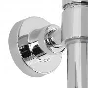 Sprchový systém Optima s vanovým termostatem bílá/chrom OPTIMASSTZV (obr. 11)