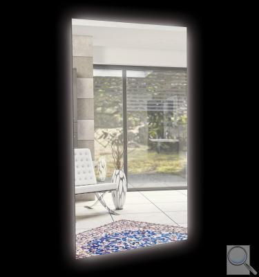 Zrcadlo s LED osvětlením Naturel Iluxit