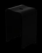 Stolička sprchová (Provedení černé)
