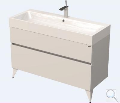 Koupelnová skříňka podumyvadlo Naturel Luxe bílá